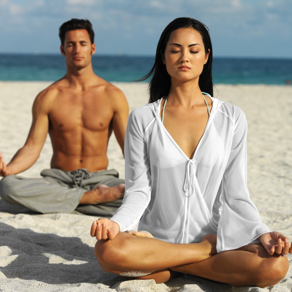 Основные упражнения по расслаблению