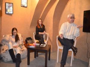 Проведение семинаров тренингов
